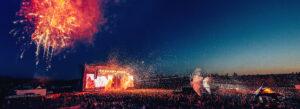 Rockfestiä täydentävät Cradle of Filth ja Kvelertak – päiväkohtainen ohjelma julkaistu