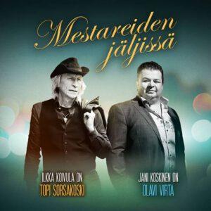 MESTAREIDEN JÄLJILLÄ -konserttikiertue!